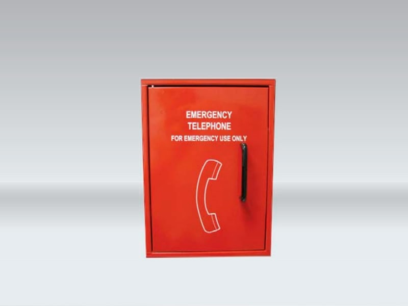 Firefighter Telephones and Cabinets